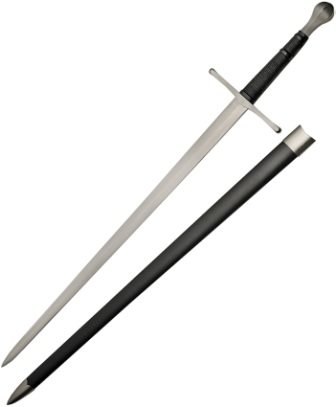BT2703 Battle Tested Medieval Sword