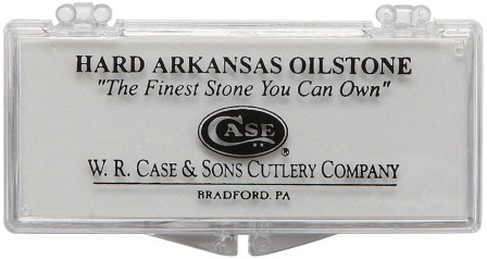 CA00902 Case Cutlery Hard Arkansas Pocket Stone Knife Sharpener