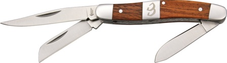 CC0001RW2 Cattleman's Cutlery Stockyard Stockman Pocket Knife