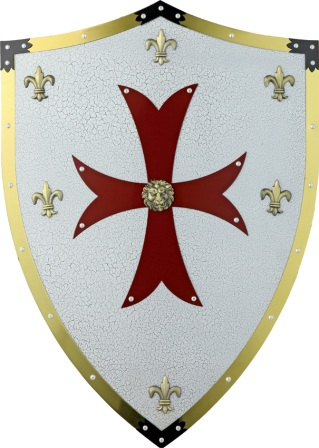 CI858 Armaduras Crusaders Shield