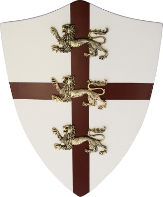 CI882 Gladius Mini Shield Richard The Lion