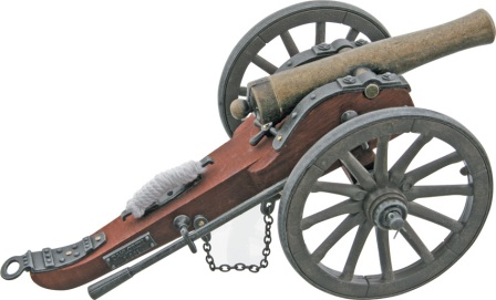 CN210491 Confederate Army Cannon Replica