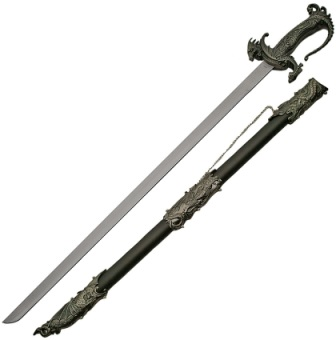CN926915 Fancy Dragon Sword with Scabbard