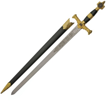 CN926927 Star of David Sword