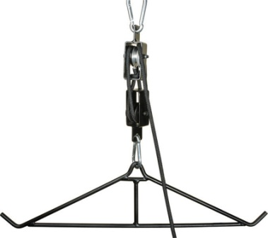 CRHOIST1 Columbia River Kommer Hoist'n Lok Big Game Hoist