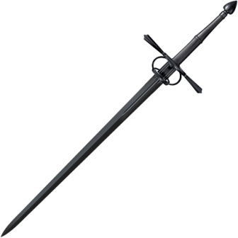 CS88WSLFM Cold Steel MAA La Fontaine Sword of War