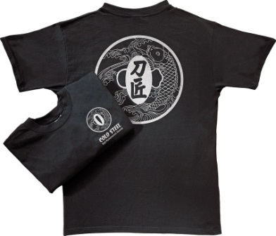 CSTG2 Cold Steel Master Bladesmith T-Shirt Large