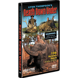 CSVDDU Cold Steel Death Down Under DVD