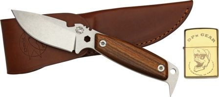 DPXHSX006 DPX HEST II Woodsman Knife