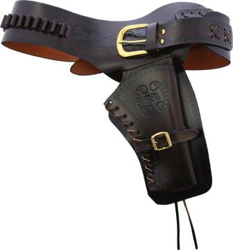 DX01S Denix Single Army Revolver Holster