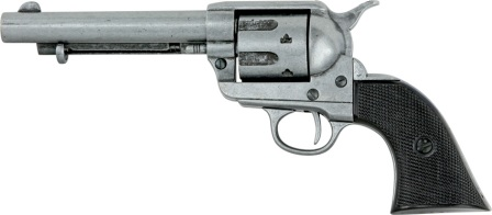 DX1108G Denix 1873 .45 Caliber Peacemaker Fast Draw Style Revolver Replica