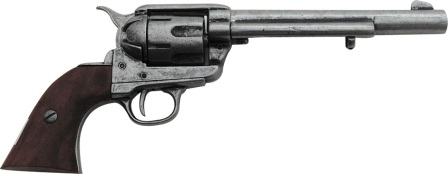 DX1191G Denix Model 1873 Cavalry Revolver Replica