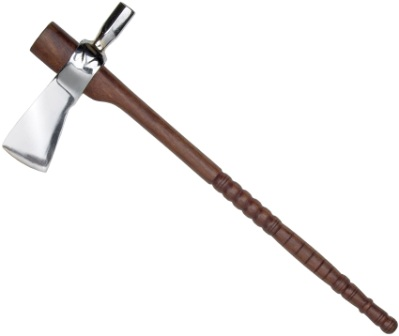 DX203 Denix Miniature Tomahawk Peace Pipe Replica