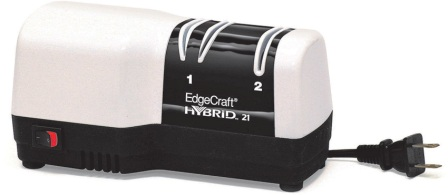 EC21 Chef's Choice Hybrid 21 Compact Knife Sharpener