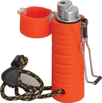 EG00064 eGear Windmill Trekker Orange Stormproof Lighter