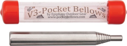 EOGV301B Epiphany Outdoor Gear V3 Pocket Bellows
