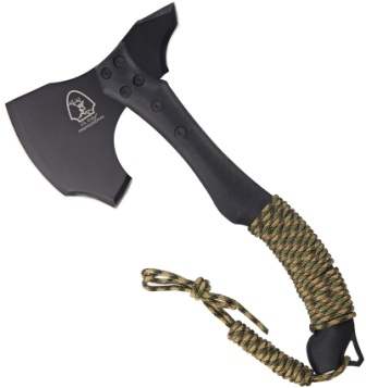 EPAXE1BK Elk Ridge Professional Outdoor Axe Black
