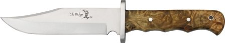 ER101 Elk Ridge Fixed Blade Hunter Knife