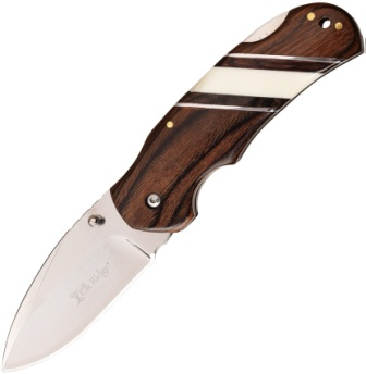 ER949BR Elk Ridge Lockback Pocket Knife Brown