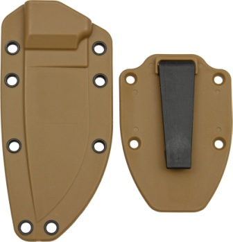ES40CBC Esee Model 3 Knife Sheath Coyote Brown