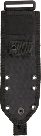 ES42MB Esee MOLLE Back for Knife Sheath Black