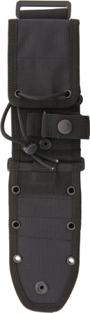 ES52MB Esee MOLLE Back Knife Sheath Black