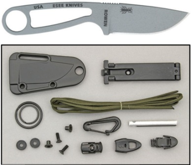 ESISPCK Esee Izula Knife with Kit