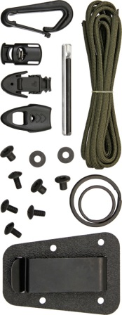 ESIZKIT ESEE Izula Kit Parts