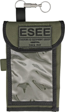ESMAPCASE Esee Map Case OD Green