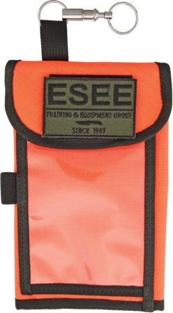 ESMAPCASEOR Esee Map Case Orange
