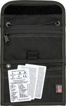 ESPASSPORTBX Esee Passport Case Black