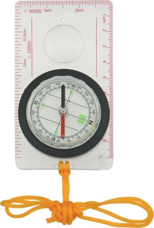 EXP09 Explorer Base Plate Compass