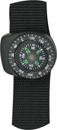 EXP19 Explorer Watchband Compass