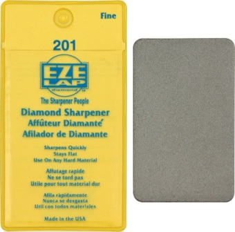 EZL201 Eze-Lap Diamond Wallet Knife Sharpener