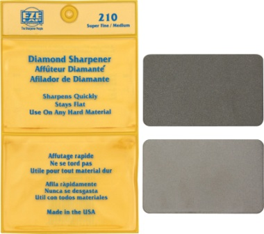 EZL210 Eze-Lap Diamond Wallet Knife Sharpener