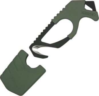 G1943 Gerber Strap Cutter Knife Green