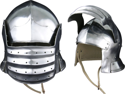 GB344 Get Dressed For Battle Bellows Bellows Face Sallet