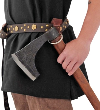 GB3921 Get Dressed For Battle Axe Holder