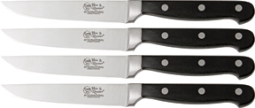 HRI008 Hen & Rooster Four Piece Steak Set