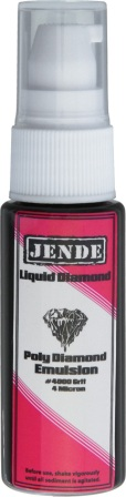 JEN001 Jende Poly Diamond Emulsion