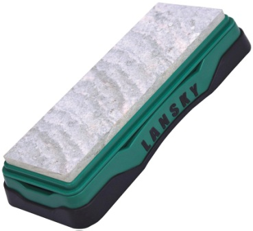 LS06700 Lansky Soft Arkansas BenchStone Knife Sharpener