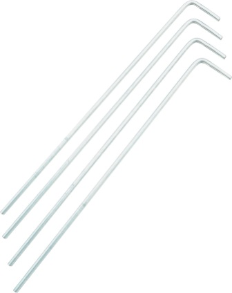 LS5 Lansky Four Extra Guide Rods