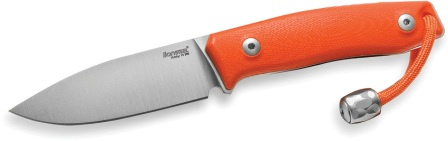 LSTM1GOR Lion Steel M1 Fixed Blade Knife Orange G10