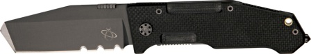 MAN72AS Mantis Folding Pry II Linerlock Pocket Knife