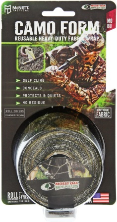 MCN19501 McNett Camo Form Self Cling Wrap