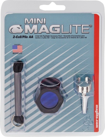 ML08107 Maglite Flashlight Accessory Kit