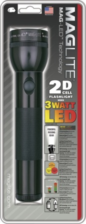 ML51008 Maglite D Cell Flashlight