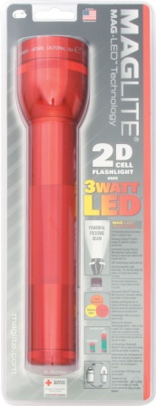 ML51009 Maglite D Cell Flashlight