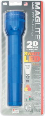 ML51012 Maglite D Cell Flashlight