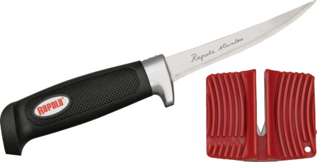 NK03012 Rapala Soft Grip Fillet Knife